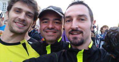 Mon marathon de La Rochelle, édition 2014